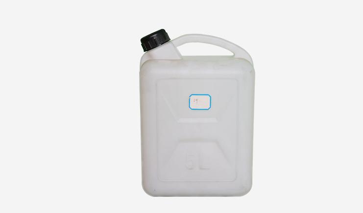 5L方形扁包装桶