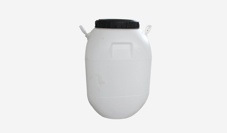 50L塑料包装桶方形(白色)