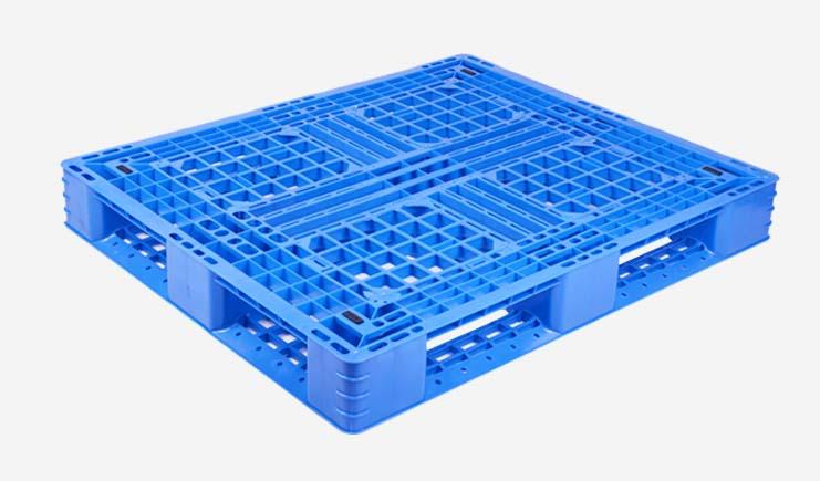 JSL-1210田字塑料托盘轻型(可堆码)