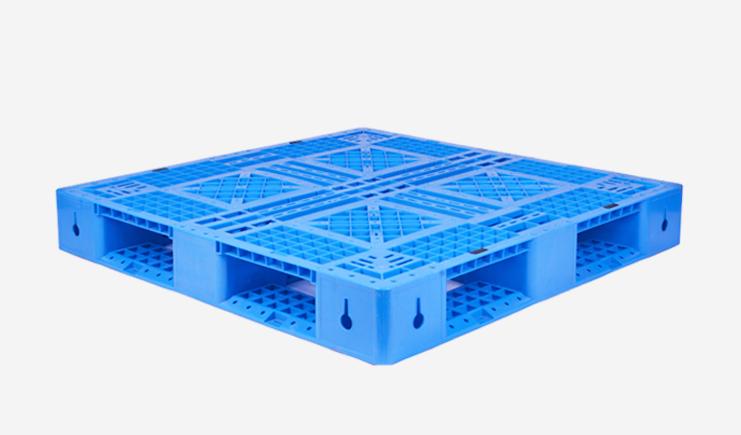 JSL-1111田字塑料托盘(可堆码)