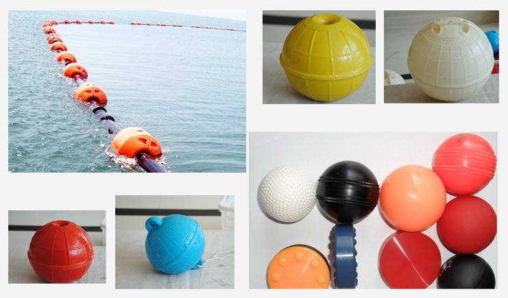 JSL-海上浮球/塑料浮球/浮筒浮体