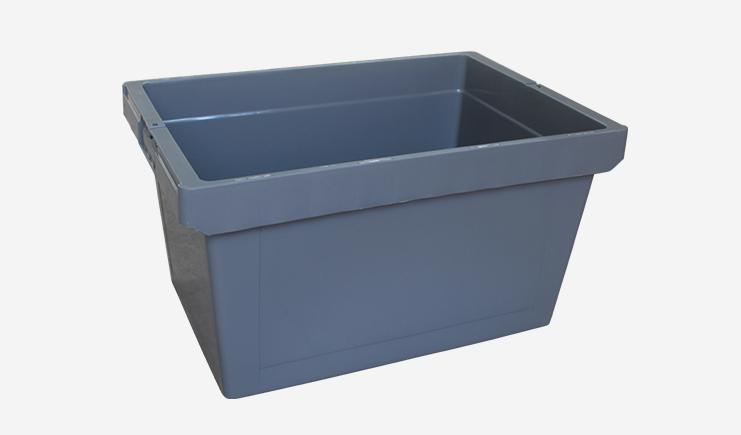 EU-斜插式物流箱