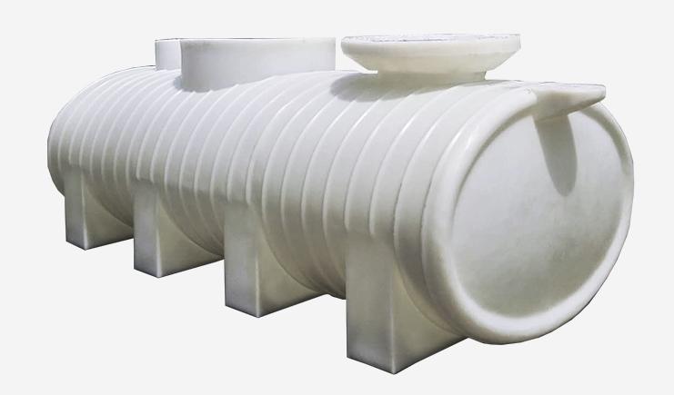 5T-卧式塑料储罐