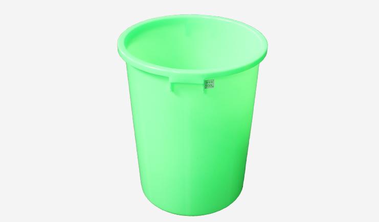 100L-厨余垃圾桶-绿色