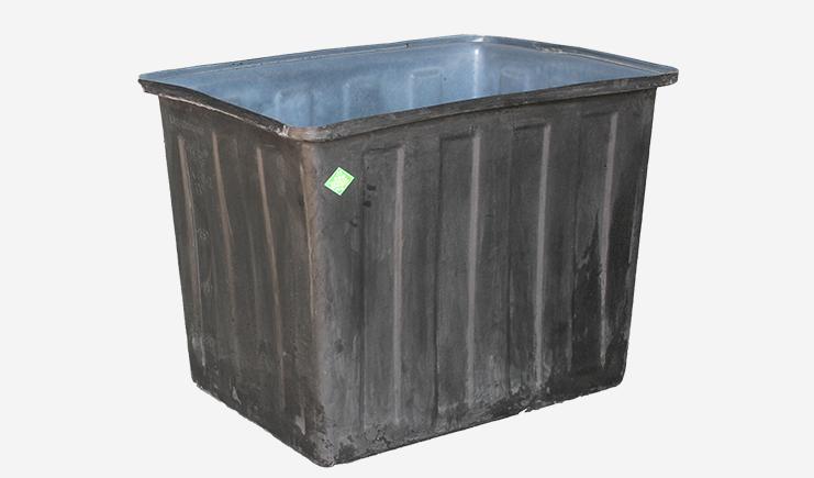 300L-2-塑料方箱-黑色