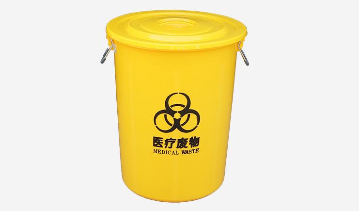 60L-医疗废物垃圾桶-可定制