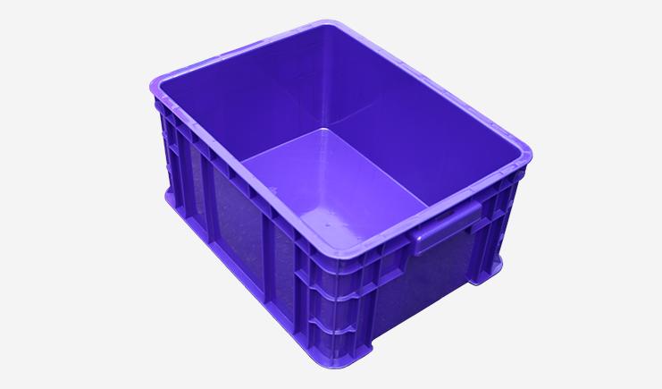 JSL-400-200箱-紫色周转箱