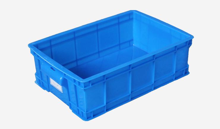 JSL-320-3箱-蓝色塑料箱