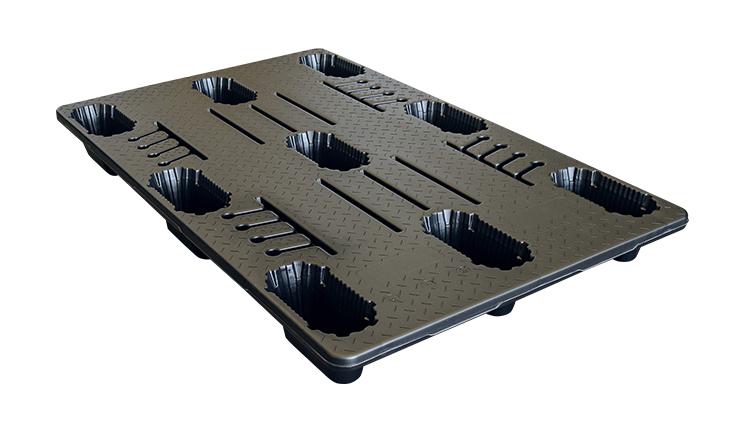 大型中空吹塑托盘-可定制