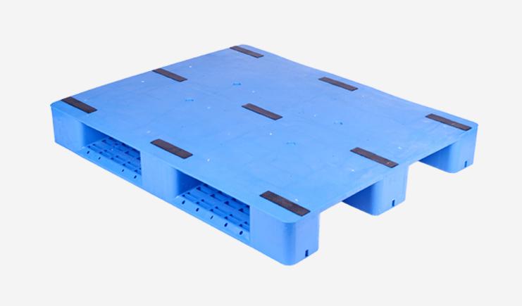 JSL-1210川字塑料托盘(平板)